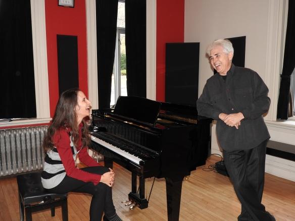 Fabienne Gosselin et Alfred Marin