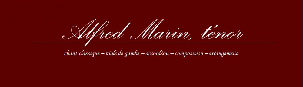 Alfred Marin